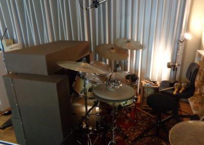 MLWR Drum Setup